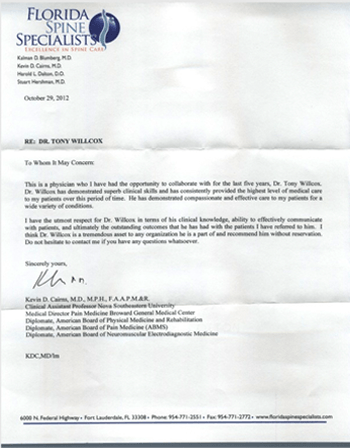 Mph Letter Of Recommendation Sample